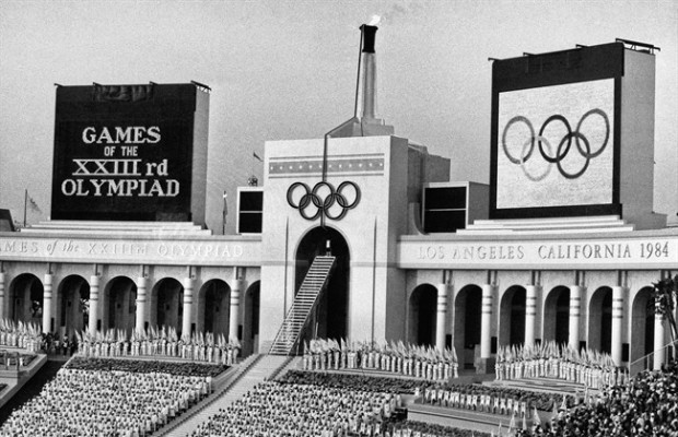 Los Angeles Is The New US Bid City For The 2024 Olympics