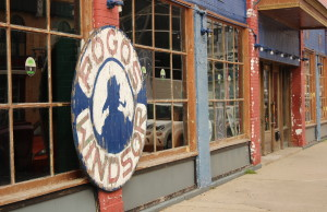 """The former building of """"The Loop"""" is seen on Chatham St. on October, 2 2015. (Photo by Alexandra Latremouille)"""