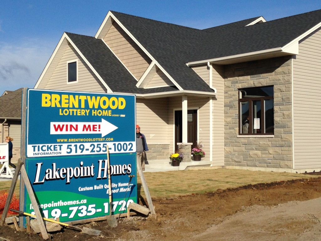 Brentwood Lottery Home 2015