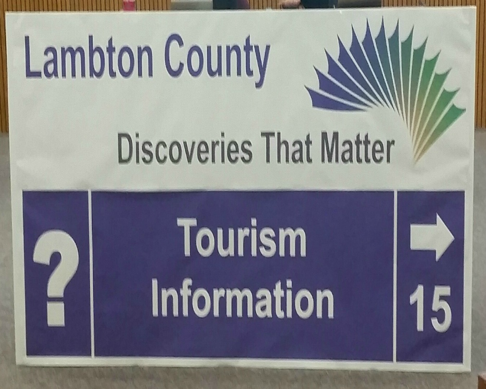 County Needs New Gateway Sign