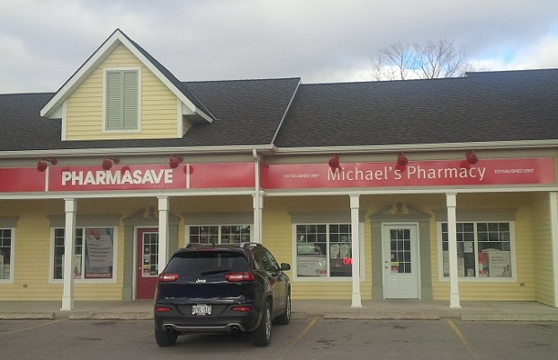 Pharmacies Involved in Healthcare Closer to Home