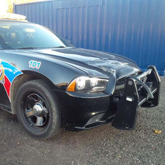 Chatham-Kent police car, Nov. 3, 2015 (Photo courtesy CK Police)