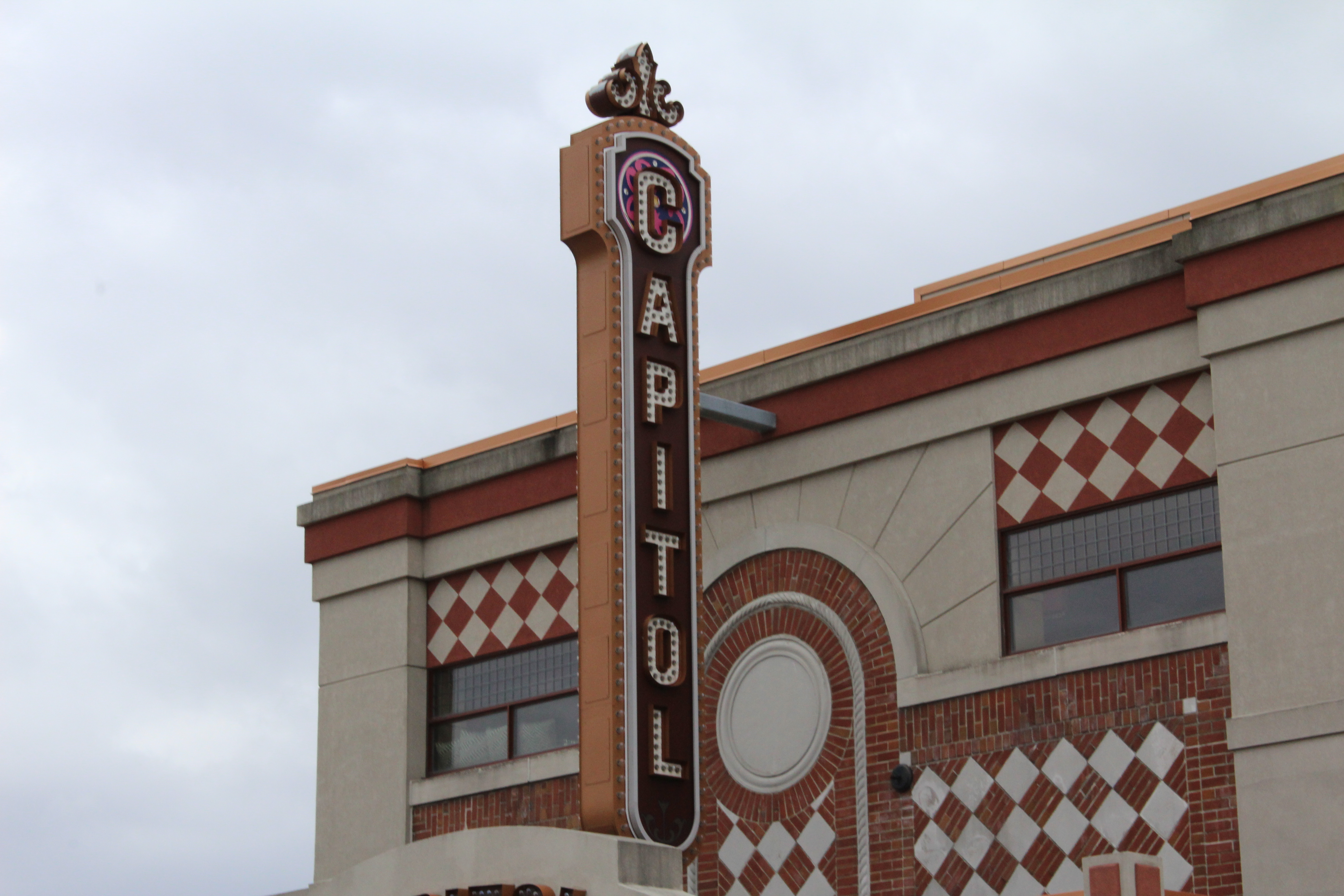 Church Interested In Capitol Theatre