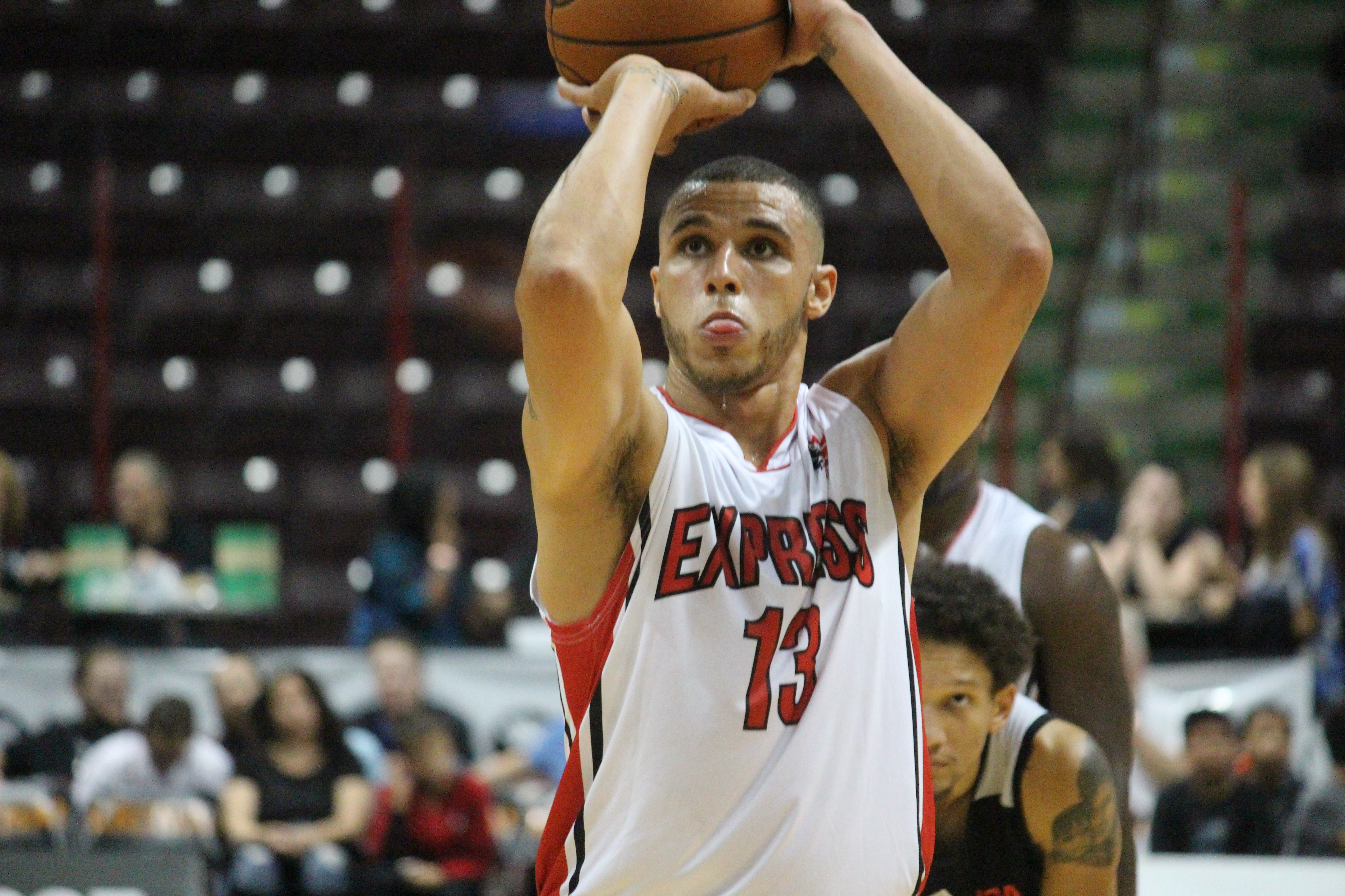 Express Fall 89-88 To A's