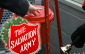 BlackburnNews.com file photo of The Salvation Army's Kettle Campaign. (Photo courtesy The Salvation Army)