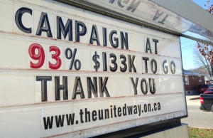 Photo submitted by the Sarnia-Lambton United Way.