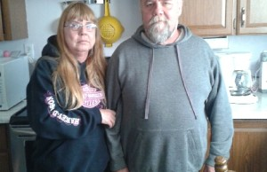 Carol and Dennis English from Wallacebug. (Photo courtesy the Chatham-Kent Fire Department)