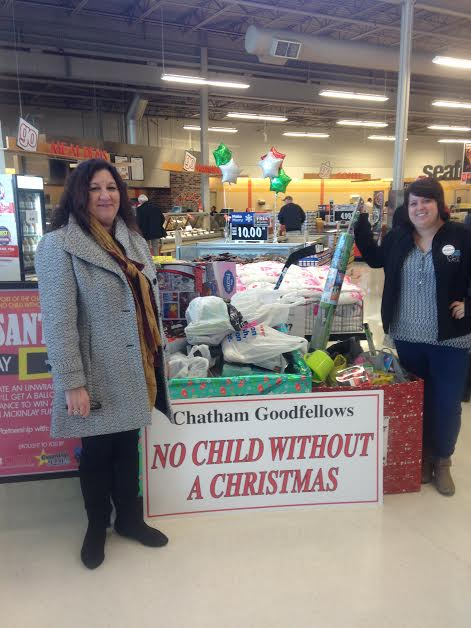 """""""No Child Without a Christmas"""" campaign"""