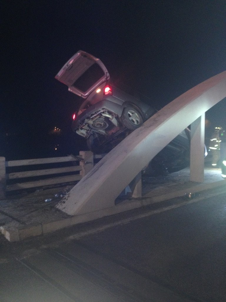 River Canard bridge crash