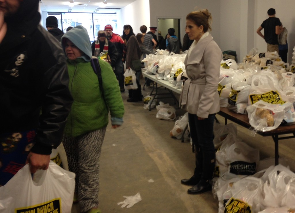 Mikhail Holdings Turkey Giveaway