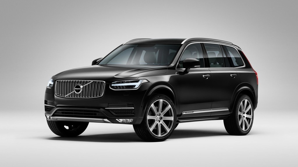 Volvo XC90 2016 Truck of the Year