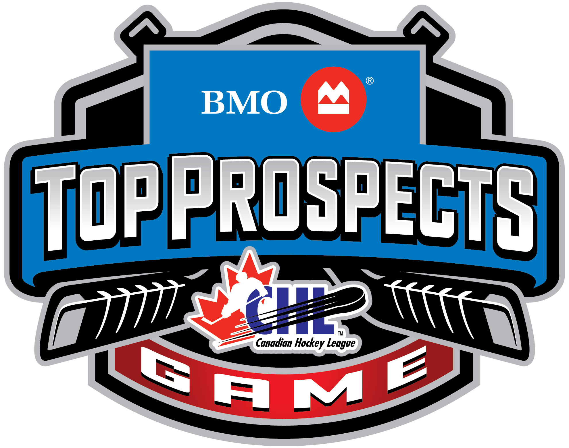 BMO CHL 2016 Top Prospects Game Logo (Photo courtesy of Canadian Hockey League)