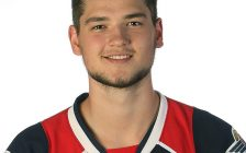Windsor Spitfires' Logan Brown (Photo courtesy Canadian Hockey League)