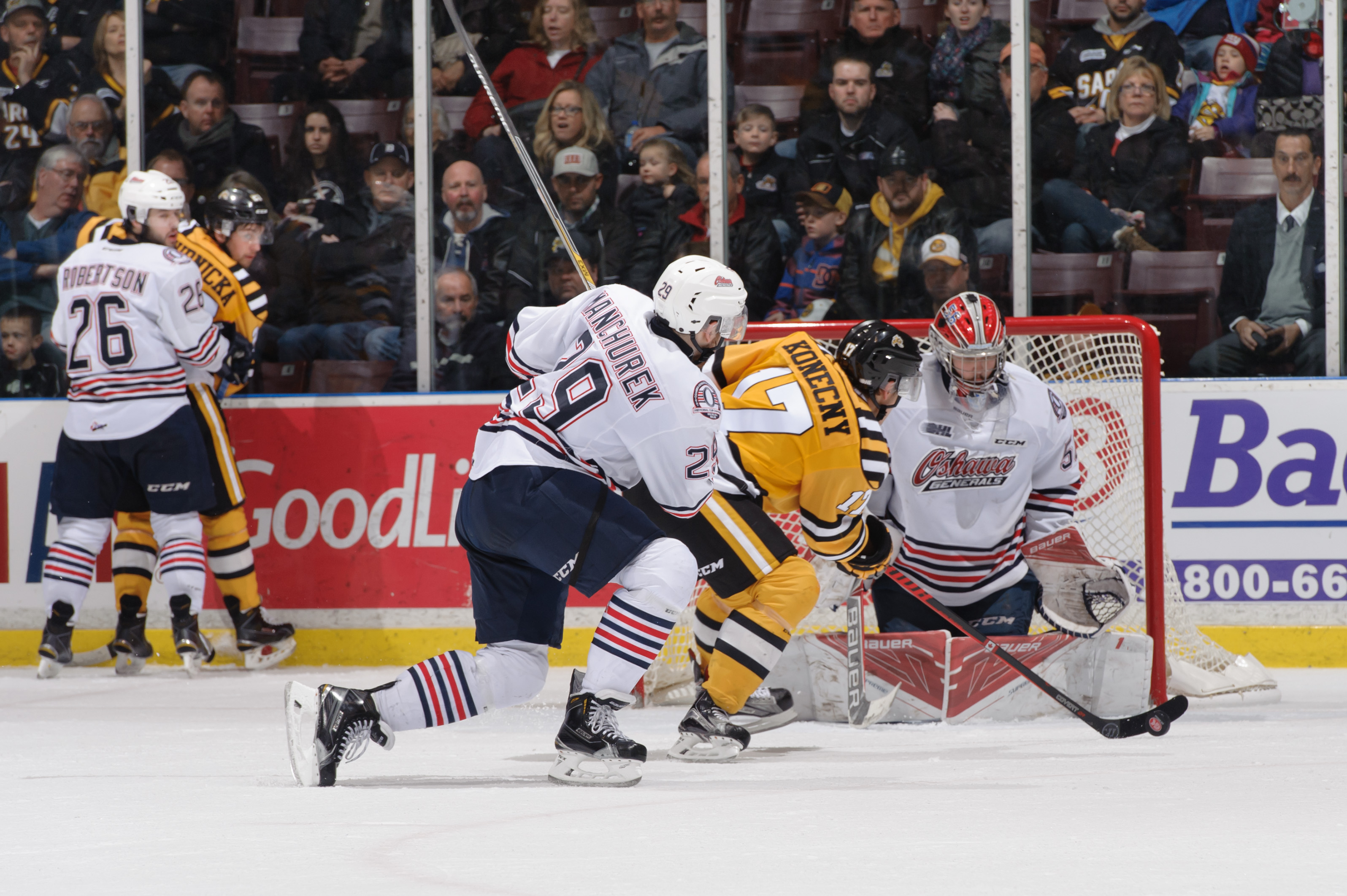 Sting Split Eastern Conference Road Trip, Fall To Generals