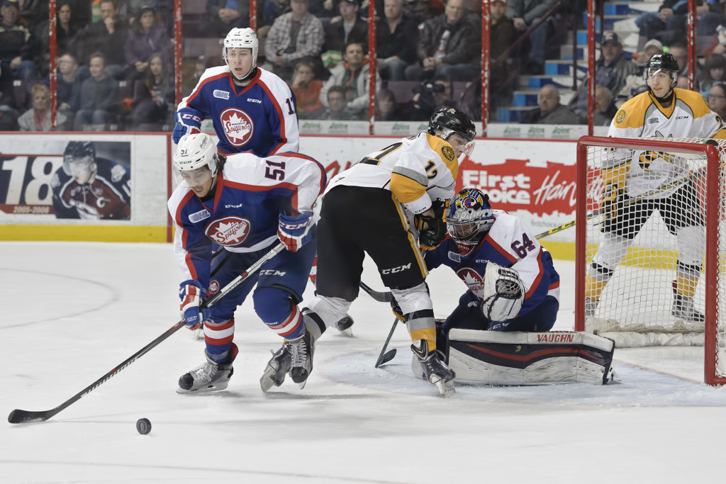 Sting Vs Spitfires Jan 31, 2016