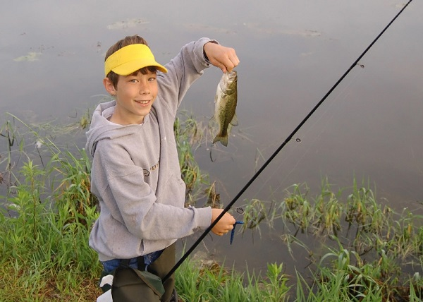Sign Up Now For Popular Kids Fishing Event