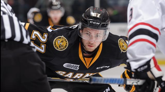 Sting captain To Join StFX