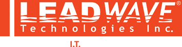 LEADWAVE Technologies logo