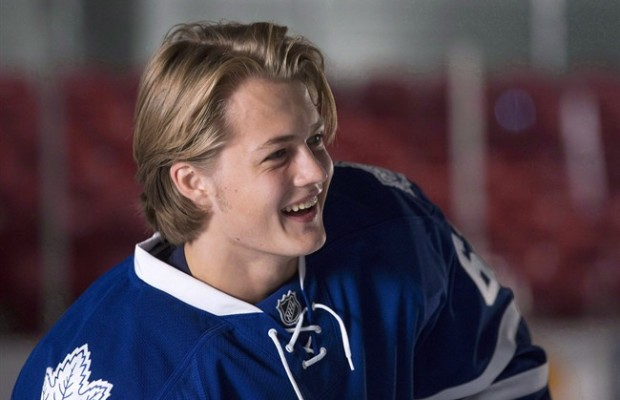Toronto Maple Leafs recall top prospects from AHL's Marlies Marlies