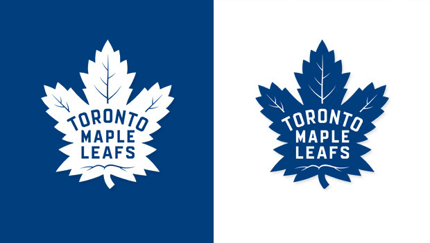 The new logo for the Toronto Maple Leafs beginning for the 2016/2017 NHL season. (Photo courtesy the Official Toronto Maple Leafs Twitter account)
