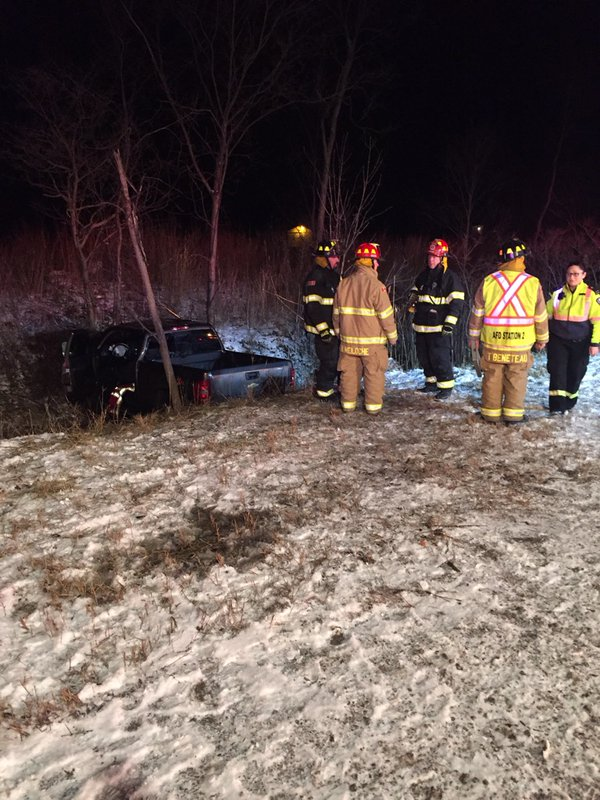 Amherstburg extrication crash
