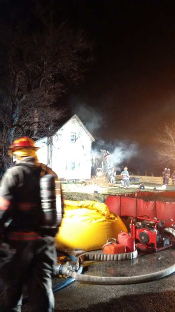 Kingsville house fire