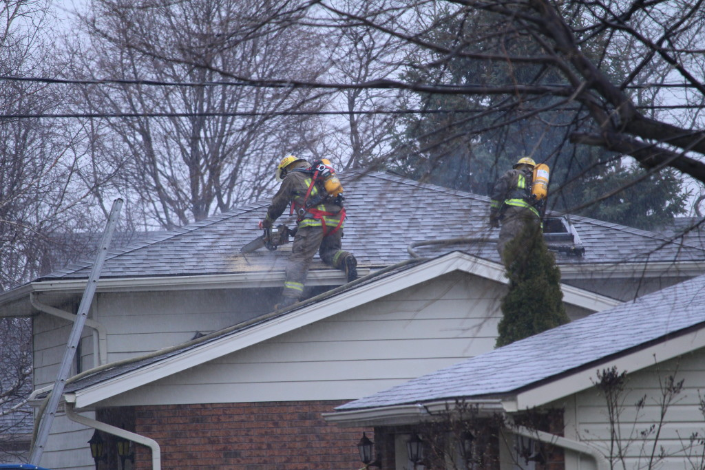 Blenheim House Fire 9