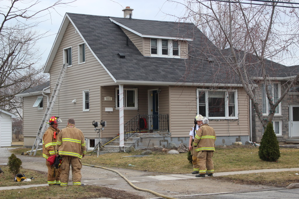 Fire On Lacasse In Tecumseh 4