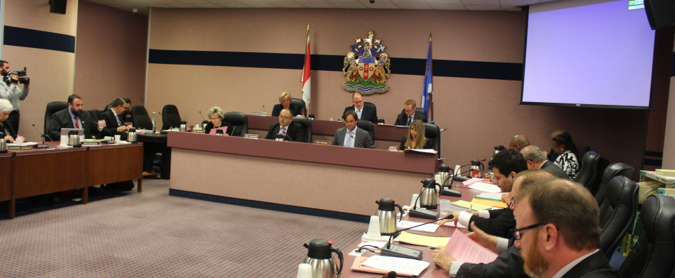 Windsor City Council meets on March 29, 2016. (Photo by Ricardo Veneza)