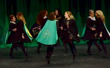 Sarnia's School of Irish Dance performers. Submitted photo.