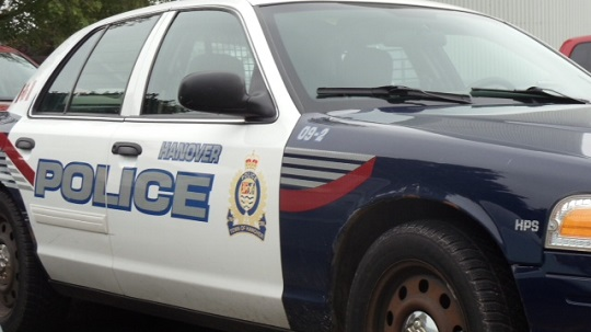 Driver Charged After Hitting Police Cruiser