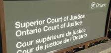 Superior Court of Justice Chatham-Kent, April 5, 2016. (Photo by Simon Crouch)
