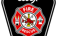 Essex Fire and Rescue shoulder crest. (Photo courtesy of the Town of Essex.)