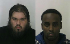 William Dwayne MacDonald and Samater Ali. (Photos courtesy of the London Police Service)