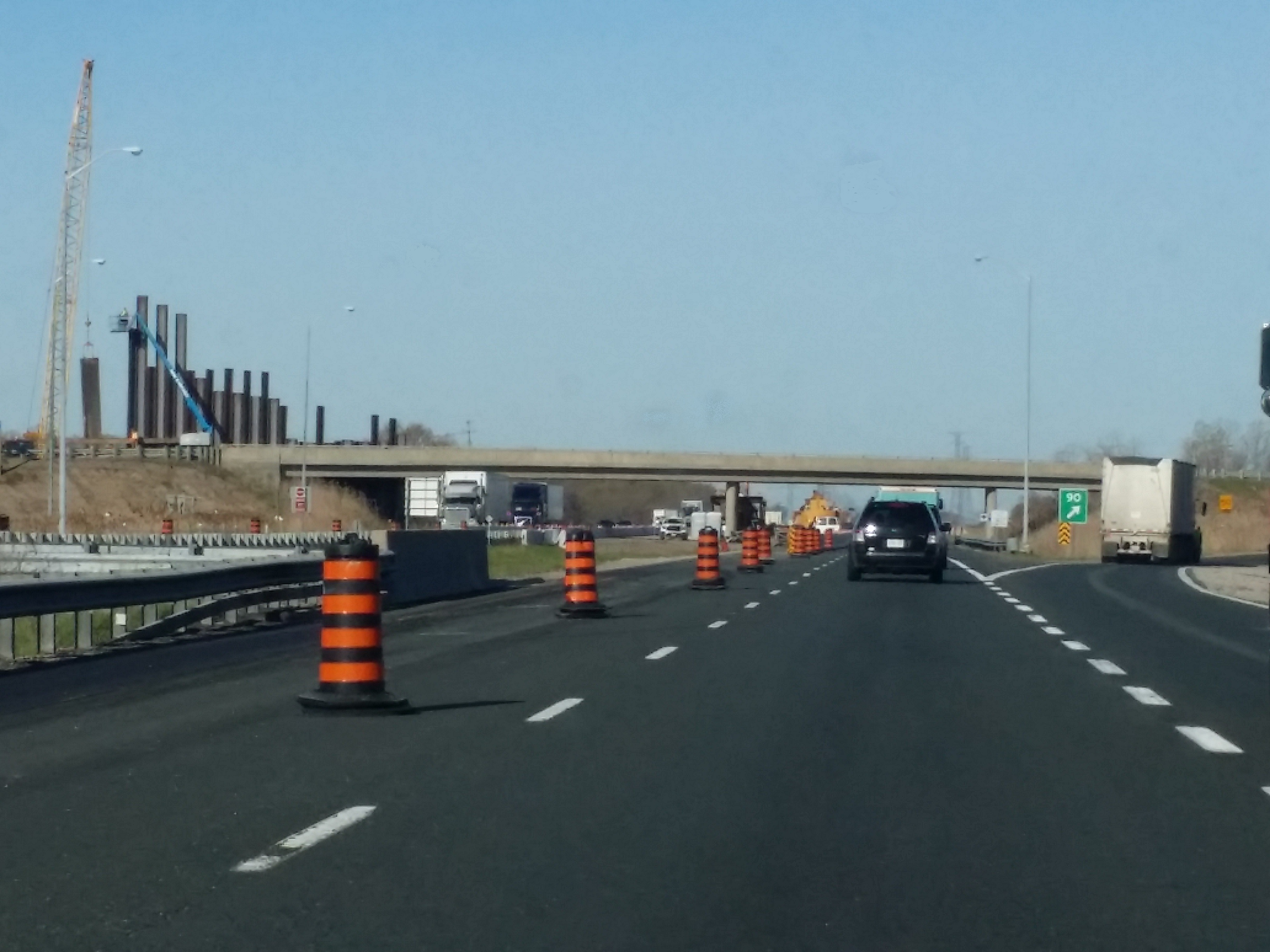 401 Median Barriers Gaining Support & Momentum