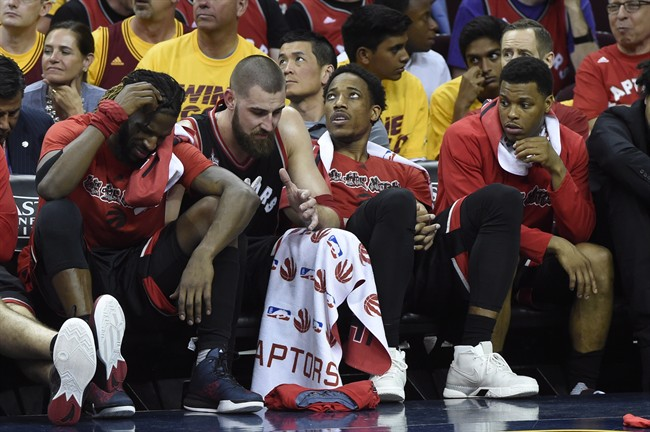 Cavaliers Clobber Raptors In Game 5
