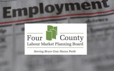 Four County Labour Market - Employment headline