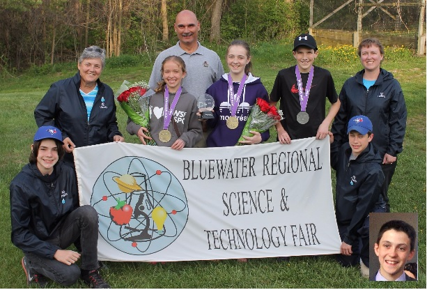 Grey Highlands Student Tops At Science Festival