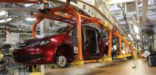 The 2017 Chrysler Pacifica at the Windsor Assembly Plant, May 6 2016. (Photo by Maureen Revait)