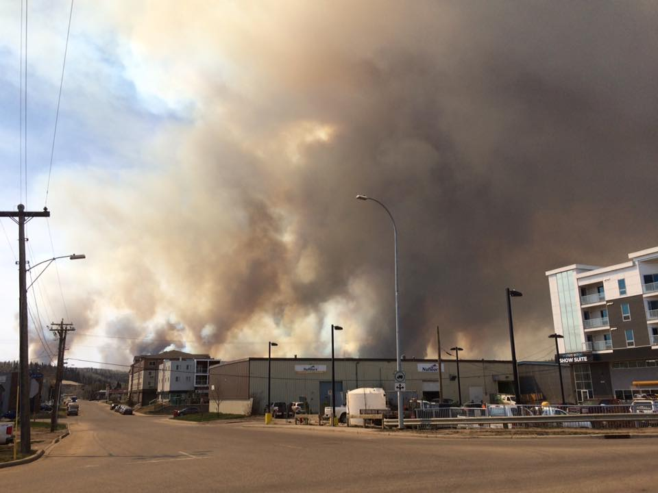 Former Wingham Couple Escapes Fort McMurray Fire