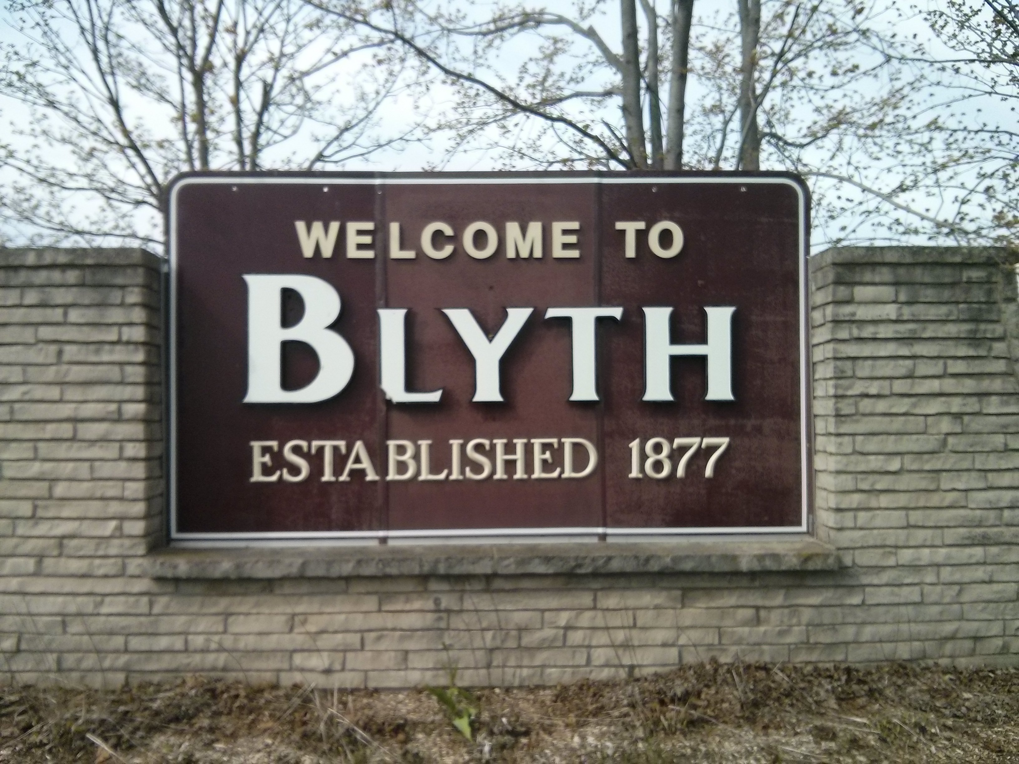 Report Finds Traffic Signals Unnecessary At Blyth Intersection