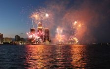 The 2016 58th annual Ford Fireworks, June 27, 2016. (Photo by Maureen Revait)