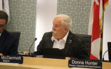 Essex Mayor Ron McDermott at the June 20, 2016 regular meeting of council. (Photo by Ricardo Veneza)
