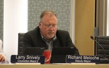 Essex Councillor Richard Meloche at the June 20, 2016 regular meeting of council. (Photo by Ricardo Veneza)
