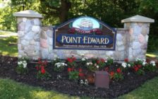 Point Edward sign submitted by Larry Gordon June 20/16