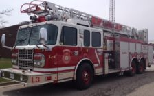 Sarnia fire truck (BlackburnNews.com file photo)