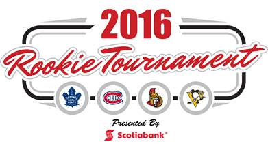 NHL Rookie Tournament Rosters Unveiled