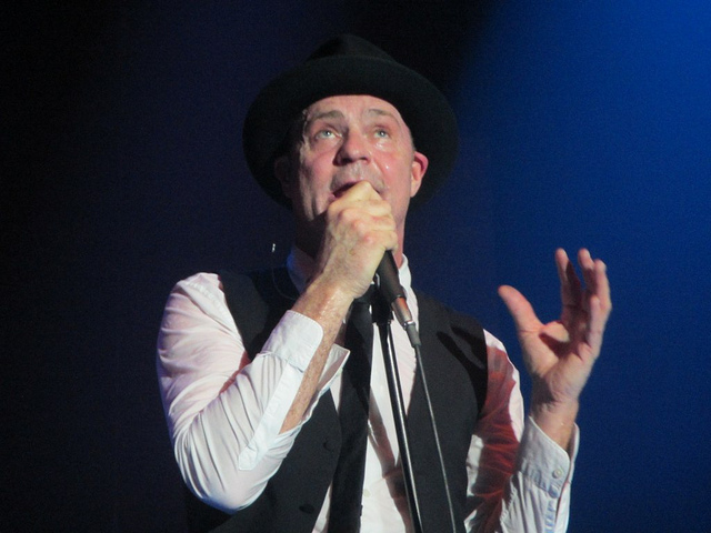 The Tragically Hip Frontman Gord Downie Dead At 53