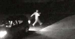 Amherstburg police search for a suspect behind a rash of thefts. (Photo courtesy Amherstburg police)