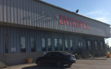Entropex building in Sarnia. (Photo by Dave Dentinger)